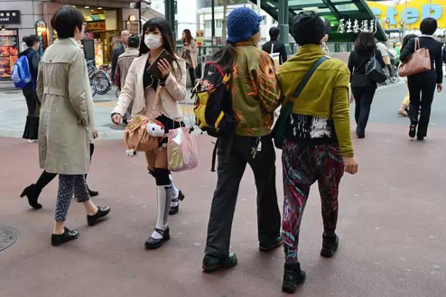 《不要在日本待得太久!否则你会被感染》