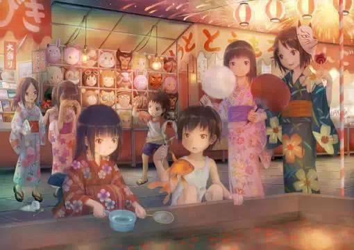 《日本夏天一定要做的8件事(๑•̀ㅂ•́)و✧》