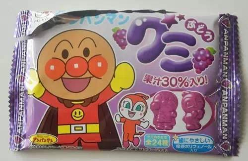 《在日本最受欢迎的10款软糖》