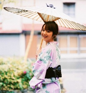 《好听的日本女孩名字合集》