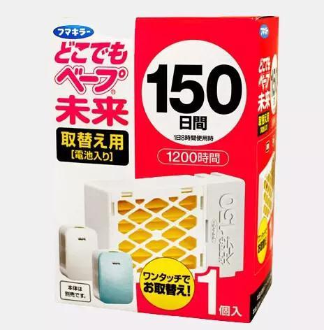《日本VAPE家族的7款断货电子驱蚊产品!》