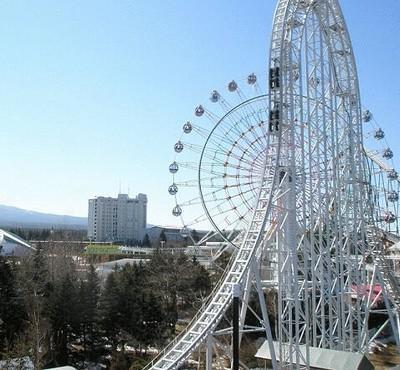 《没去日本富士急乐园玩过这个的,不是真英雄!》