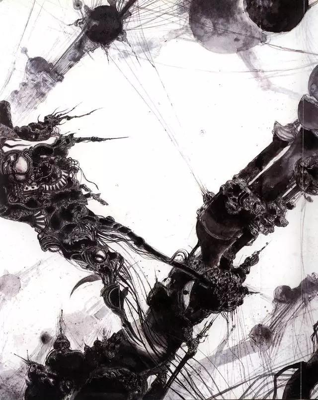 《最终幻想之父--日本插画师天野喜孝》