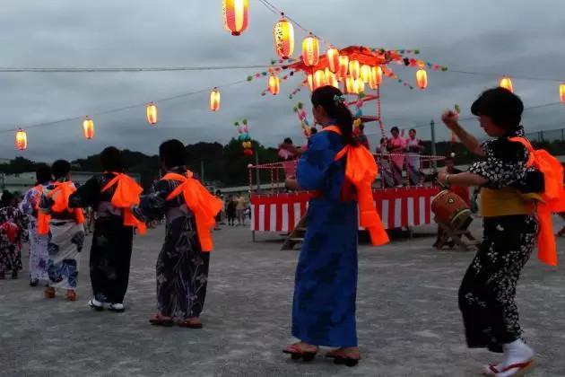 《走!去体验日本的夏祭和烟花~》