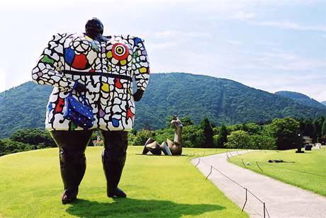 《箱根-雕刻之森美术馆》