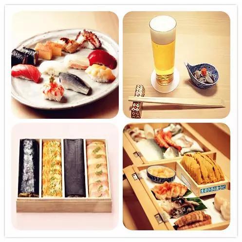《散寿司,我最爱!打破寿司之形。》