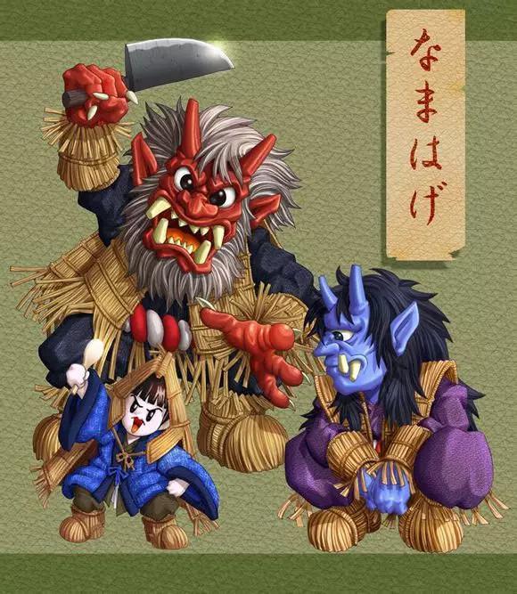 《日本妖怪图鉴大全》