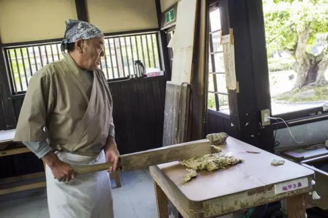 《去福井县越前市体验日本和纸文化》