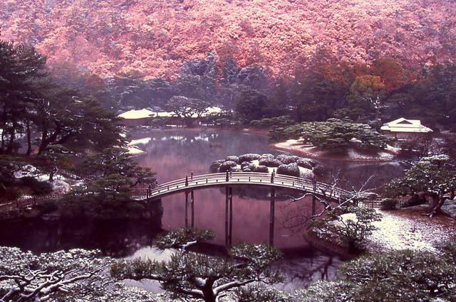 《乌冬面的故乡香川县》