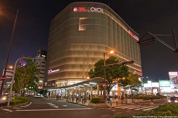 《大阪的7大购物中心》