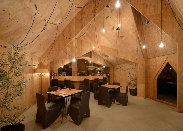 《日本L'ANGOLINO RESTAURANT意大利餐厅 BY GENETO》