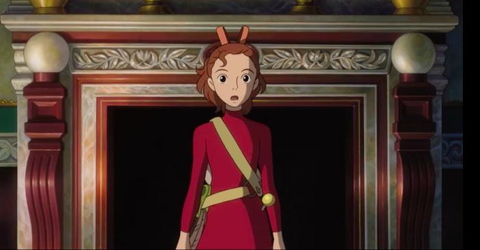 《动漫/完整版:宫崎骏《借东西的小人阿莉埃蒂》》