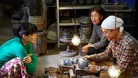 《[职人]熊谷志衣子|具有400年历史的铃木盛久工房的第15代传人》