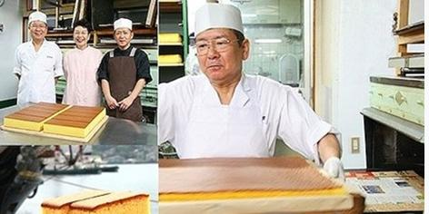 《[职人]山本洋一|使长崎蛋糕成为一道经典的日式甜品》