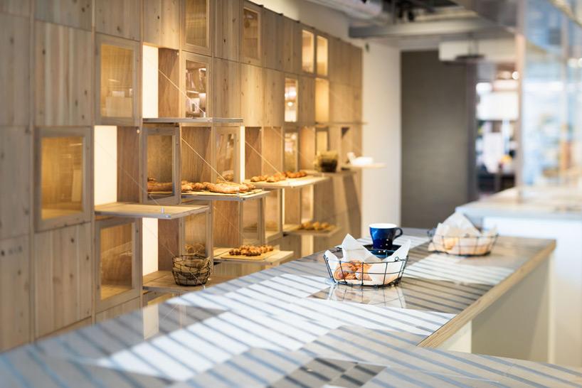 《MIDI A MIDI 糕点店 BY AKI HAMADA ARCHITECTS》