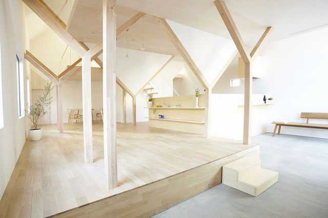《H住宅 HOUSE H BY HIROYUKI SHINOZAKI ARCHITECTS 篠崎弘之》