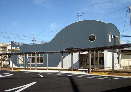 《你绝对想不到的日本十大奇趣车站》