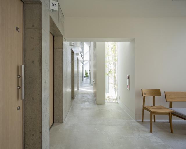 《日本千叶县市郊旭町诊所 ASAHICHO CLINIC BY HKL STUDIO》