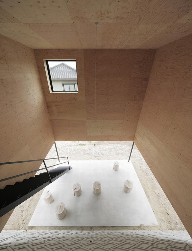 《日本三宅路边小屋 HOUSE IN MIYAKE BY YOSHIO OHNO ARCHITECTS AND HIDETAKA NAKAHARA ARCHITECTS》
