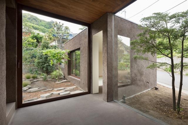 《日本大矶町住宅 RESIDENCE IN OISO BY DORELL GHOTMEH TANE (DGT ARCHITECTS)》