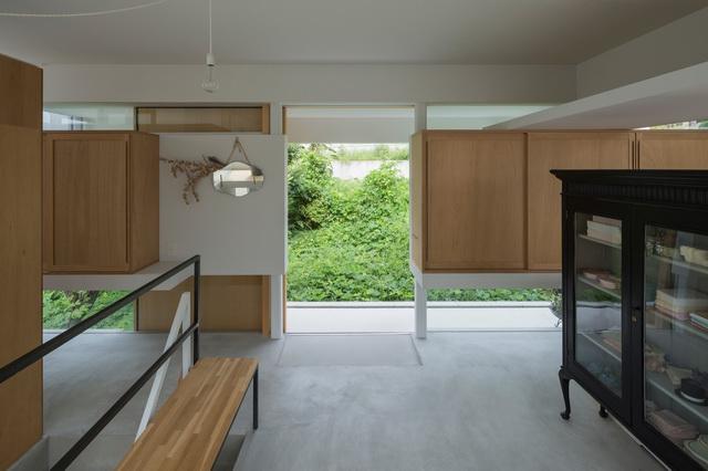 《大阪丰中矩形堆积住宅 HOUSE IN TOYONAKA BY TATO ARCHITECTS》