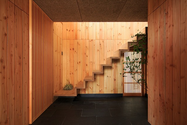 《日本茨城县住宅 HOUSE IN ITSUURA BY LIFE STYLE KOUBOU》