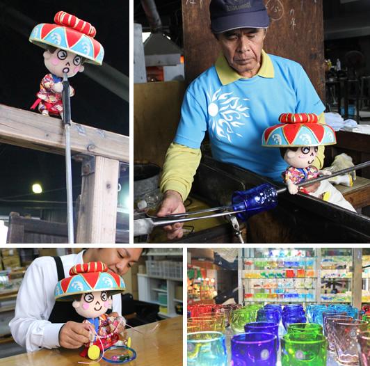 《[冲绳自由行推荐一日行程]冲绳本岛南部世界遗产+当地购物》