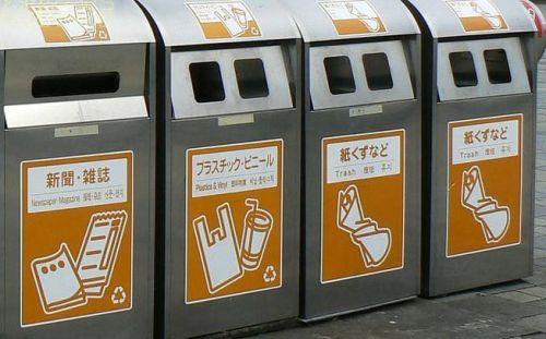 《日本垃圾分类发展过程中的5点要素》