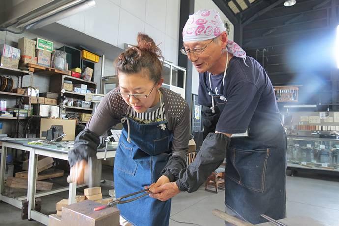 《挖掘日本著名刀具产地的独特魅力》