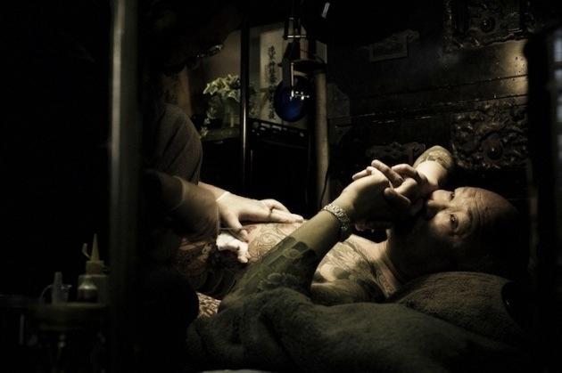 《比利时摄影师 Anton Kusters记录真实的日本黑社会》