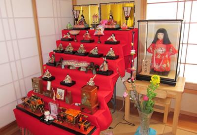 《看日本:日本的女儿节》