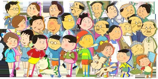 《海螺小姐VS哆啦A梦 日本国民动画大对决》