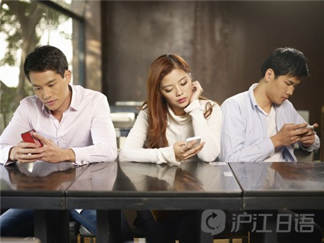 《外国人眼中日本奇怪的手机使用方式》