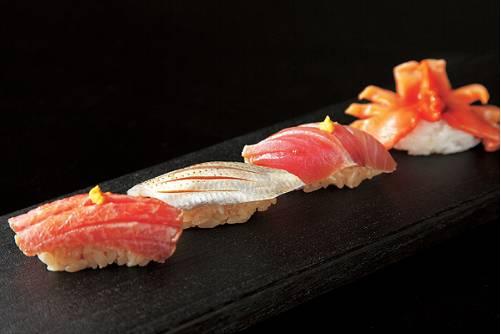 《东京的13家米其林三星餐厅,一次聚齐。》