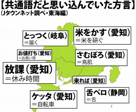 """《原来是方言!名古屋的""""错误日语""""》"""