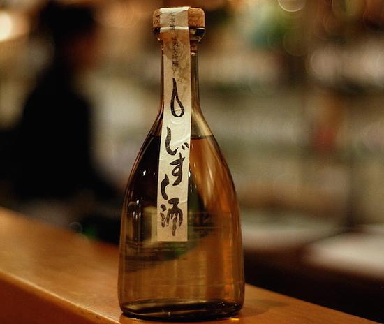 《日本清酒普及帖》