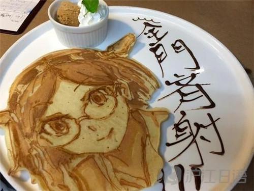 《吃了可惜:日本动漫游戏题材煎饼》