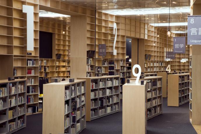 《日本:步行10分钟就能找到图书馆》