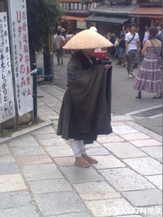 《日本女人为什么争嫁和尚》
