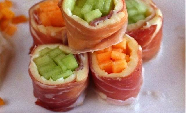 《快放下这些奇葩寿司,让我来!》