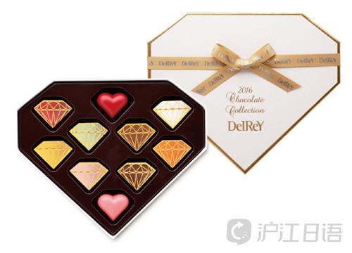 《2016年日本最受欢迎的情人节巧克力》