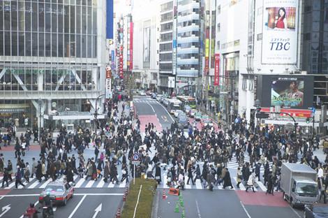 《日本人时间观大变样:约会早到?呵呵》