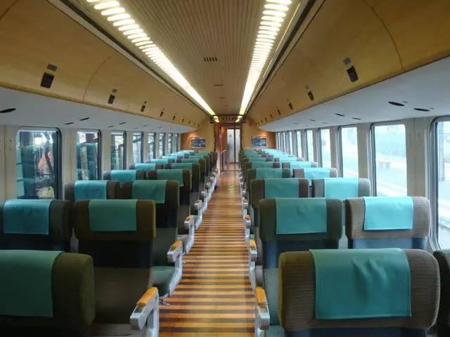 《细数日本的特色列车》