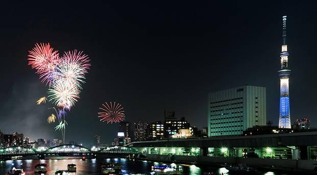 《最全2016东京花火大会清单就在这里了!》