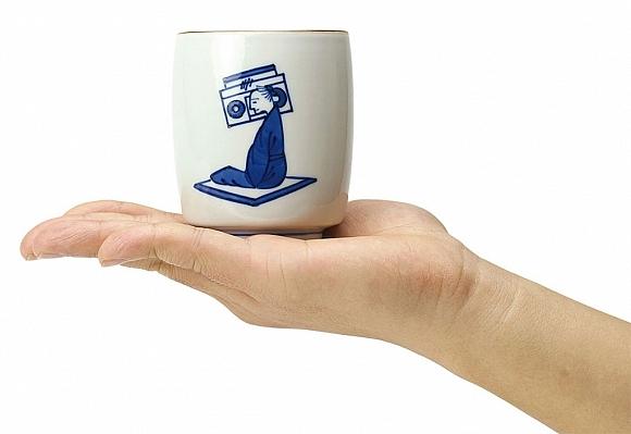 """《创新的日本古陶瓷艺术""""Kutani Choemon""""》"""
