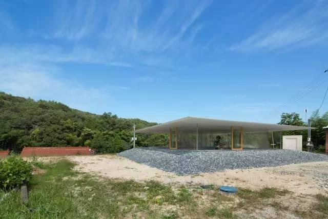 《广岛小屋-建筑师:SupposeDesign Office》