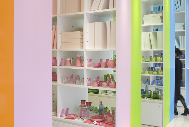 "《CORAZYs品牌店:贩售""小确幸""的色彩图书馆》"