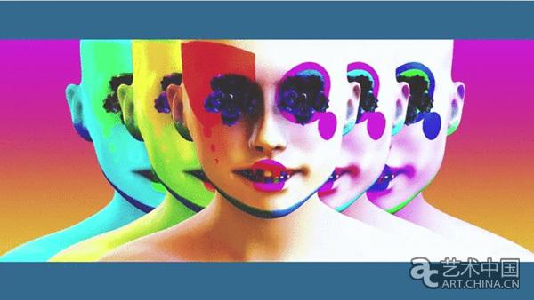 《日本艺术家Kota Yamaji为初音未来制作超现实MV》