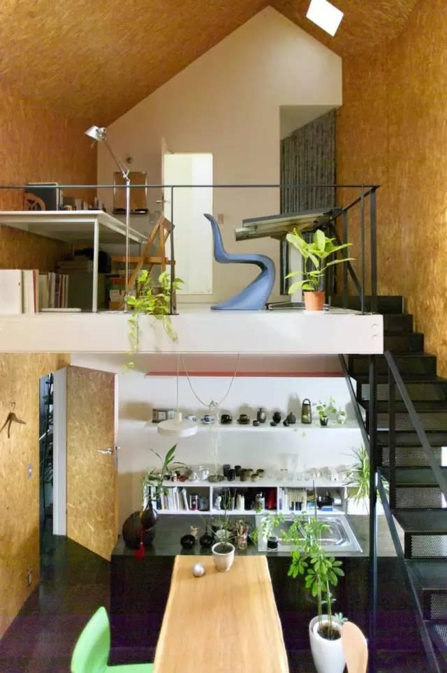《Tokito复式别墅-建筑师:Hidehiro Fukuda Architects》