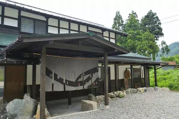 《在日本每一座民宿,都是一幅风情画》